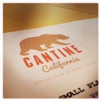 Photo taken at Cantine California by Patrice D. on 4/6/2014
