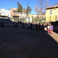 Photo taken at İsmetpaşa Ortaokul by Ddm on 12/16/2014