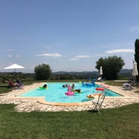 Photo taken at Agriturismo Vocabolo Rondò by Chantal G. on 7/15/2018