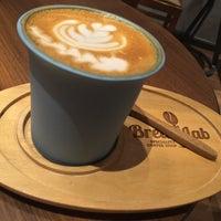 9/14/2014 tarihinde Anıl Ö.ziyaretçi tarafından Coffee Brew Lab'de çekilen fotoğraf