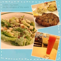 Photo taken at Jeffer Steak by Tictock E. on 7/20/2014