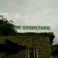 Photo taken at Eco Green Park by Hilmar A. on 1/2/2017