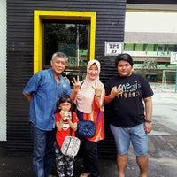 Photo taken at SMAN 26 Jakarta by Hilmar A. on 2/15/2017