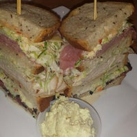 Photo taken at Heckman's Delicatessen by Anthony B. on 11/8/2014