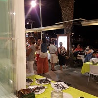 Photo prise au La Tana Restaurante par Luis P. le8/12/2017