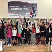"Photo taken at Школа Танца ""DNIPRODANCE"" by Vadim K. on 12/24/2015"