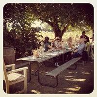 Photo taken at Amista Vineyards by Klassy G. on 10/14/2012