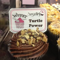 Photo taken at SugarHigh Bakery by Klassy G. on 12/22/2012