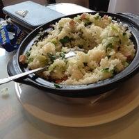 Photo taken at Shanghai Restaurant 上海喬家柵 by Jiayu J. on 6/14/2014