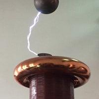Photo taken at Nikola Tesla Museum by Suat B. on 10/28/2014