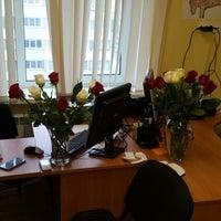 Photo taken at Луначарского 72 Корп. 1 by Диана М. on 6/10/2014