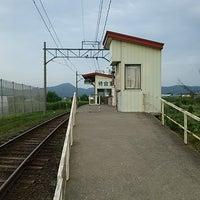 Photo taken at Gijuku-kōkō mae Station by つじやん 1. on 7/17/2015