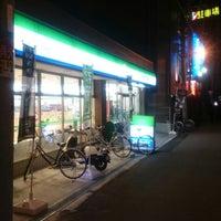 Photo taken at FamilyMart by つじやん on 10/16/2014