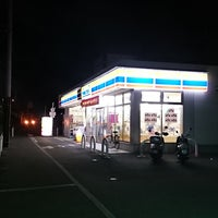 Photo taken at Ministop by つじやん on 2/19/2015