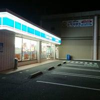 Photo taken at ローソン 伊勢一之木店 by つじやん@新幹線を使わず東京駅→富山駅 on 3/23/2018