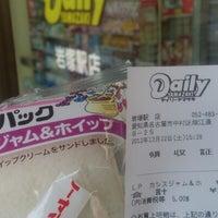 Photo taken at Daily Yamazaki by つじやん 宮. on 12/22/2012
