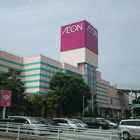 Photo taken at AEON by つじやん on 7/12/2015