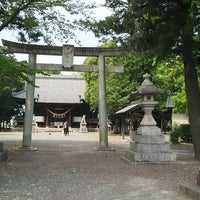Photo taken at 有玉神社 by つじやん 宮. on 4/25/2016