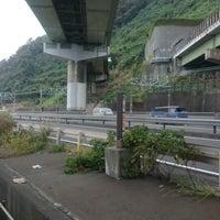 Photo taken at 国道1号線 東京から162km地点 by つじやん 8. on 10/11/2014