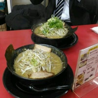 Photo taken at 豚人 山科店 by つじやん 1. on 11/7/2016
