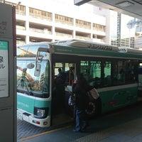 Photo taken at 第1ターミナルバスのりば by つじやん 9. on 12/27/2017