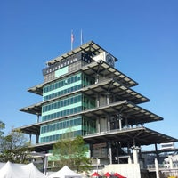 Photo taken at Indianapolis Motor Speedway by Doug H. on 5/18/2014