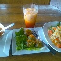 Photo taken at NaraDeva Thai Restaurant by CJ J. on 3/20/2013