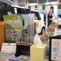 Photo taken at ホンダカーズ東葛 千葉ニュータウン店 by 福井 on 12/2/2012