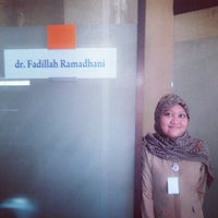 Photo taken at Apotek Kimia Farma by Fadhilah R. on 1/21/2015