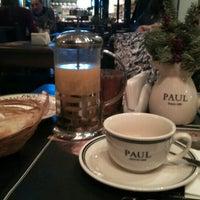 Снимок сделан в PAUL пользователем Julia S. 1/27/2016