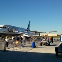 Photo taken at Long Beach Airport (LGB) by Johnny W. on 1/7/2013