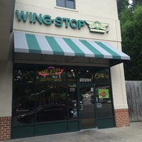 Photo taken at Wingstop by Yewande A. on 8/2/2014