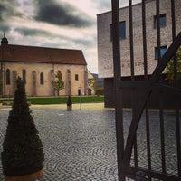 Photo taken at Hotel Kloster Haydau by Benny M. on 10/26/2014