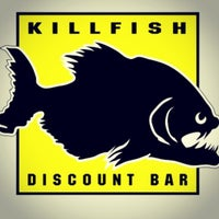 Photo taken at Killfish by calavera_skull on 4/11/2014