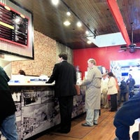 Photo taken at R&M Sandwich Shop by Todd D. on 2/10/2014