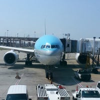 Photo taken at Gate E14 by Todd D. on 8/24/2013