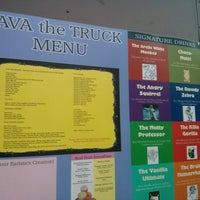 Photo taken at Java The Truck by Ben H. on 1/9/2013