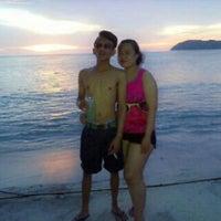 Photo taken at The Lanai Langkawi Beach Resort by fms on 11/14/2013