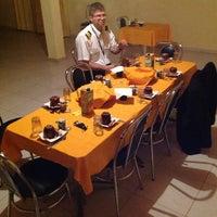Photo taken at Mauritalia Hotel by Carl Gustav B. on 4/28/2014