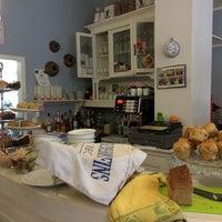 Photo taken at Guglhupf Café by Caroushi T. on 9/20/2015