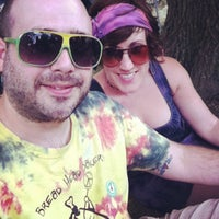 Photo taken at ComFest by Jason C. on 6/30/2013