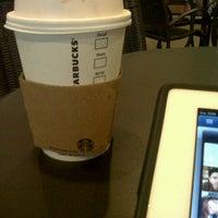 Photo taken at Starbucks Coffee by Muhammad Z. on 1/26/2013