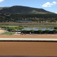 Photo taken at Ruidoso Downs Race Track and Casino by Meredith W. on 7/11/2014