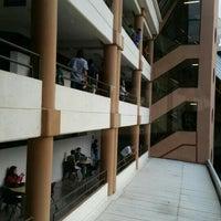 Photo taken at Universidad Latinoamericana de Ciencia y Tecnología (ULACIT) by David C. on 9/29/2015
