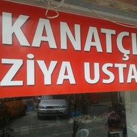 Photo taken at Kanatcı Ziya Dayı by Gökhan B. on 5/29/2014