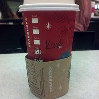 Photo taken at Starbucks by Jenn on 11/8/2012