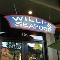 Photo taken at Willi's Seafood & Raw Bar by Michael R. on 3/27/2013