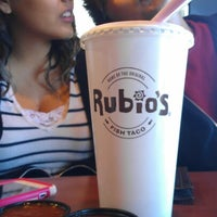 Photo taken at Rubio's by Paul L. on 1/12/2013