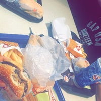 Photo taken at Burger King (Saleh Shehab Resort) Jlai3a 245 by دانة💜♈️ on 8/11/2015