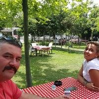 Photo taken at Atlı Köşk Cafe & Restaurant by Mehmet K. on 5/14/2017
